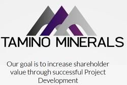 Tamino Minerals inc
